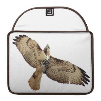 Housse Pour Macbook Animaux de faune de Raptor d'oiseau de faucon
