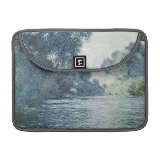 Housse Pour Macbook Branche de Claude Monet   de la Seine près de