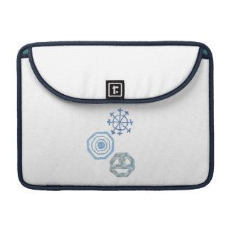 Housse Pour Macbook Cas de Macbook de flocon de neige spécial pro