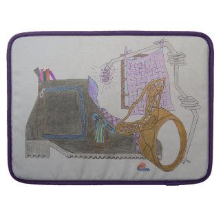 Housse Pour Macbook Divan et chaise dans l'intérieur