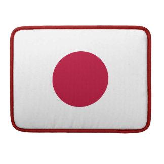 Housse Pour Macbook Douille de MacBook de drapeau du Japon pro