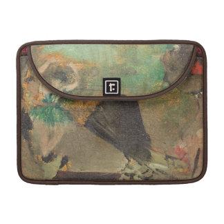 Housse Pour Macbook Edgar Degas | le Loge, c.1883