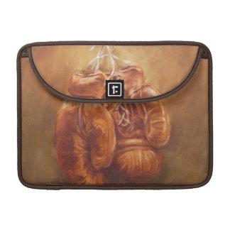 Housse Pour Macbook Gant de boxe rustique des sports |