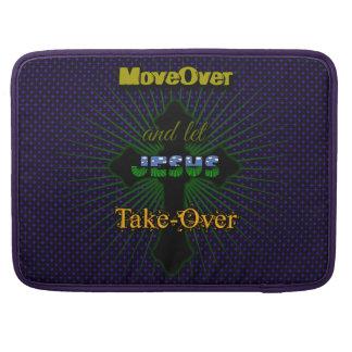 Housse Pour Macbook Laissez Jésus succéder