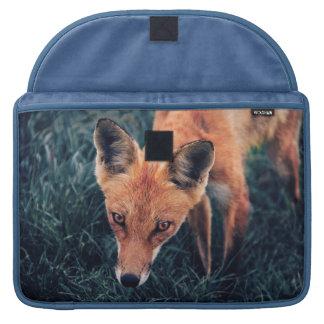 Housse Pour Macbook Le Fox rouge
