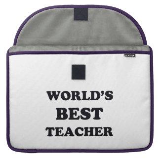 Housse Pour Macbook Le meilleur professeur du monde