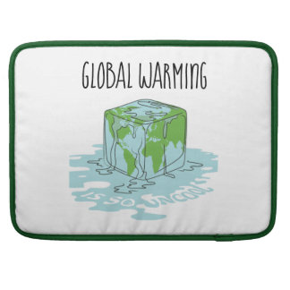 Housse Pour Macbook Le réchauffement climatique est si sophistiqué