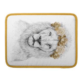 Housse Pour Macbook Lion de festival II