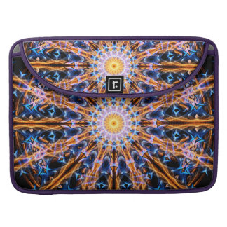 Housse Pour Macbook Mandala d'étoile d'alchimie