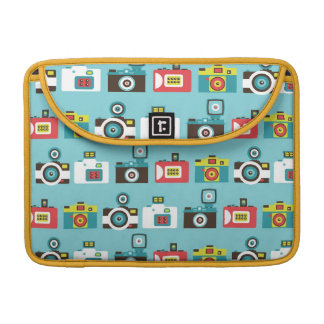 Housse Pour Macbook Motif coloré d'appareils-photo de Lomo d'amusement