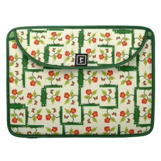 Housse Pour Macbook Plantes et fleurs