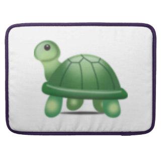 Housse Pour Macbook Tortue - Emoji