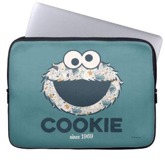 Housse Pour Ordinateur Portable Biscuit du monstre | de biscuit depuis 1969