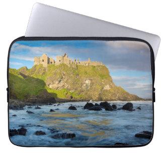 Housse Pour Ordinateur Portable Château côtier de Dunluce, Irlande