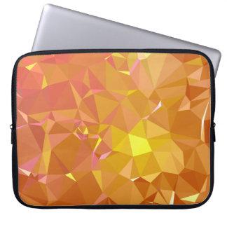 Housse Pour Ordinateur Portable Dessin géométrique abstrait de LoveGeo - octobre