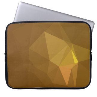 Housse Pour Ordinateur Portable Dessin géométrique abstrait de LoveGeo - roche dur