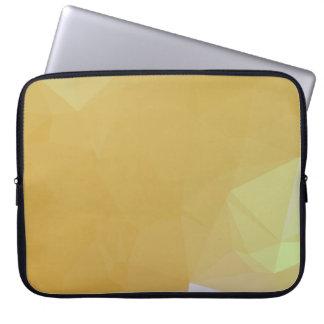 Housse Pour Ordinateur Portable Dessin géométrique abstrait de LoveGeo - sable