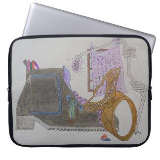 Housse Pour Ordinateur Portable Divan et chaise dans l'intérieur
