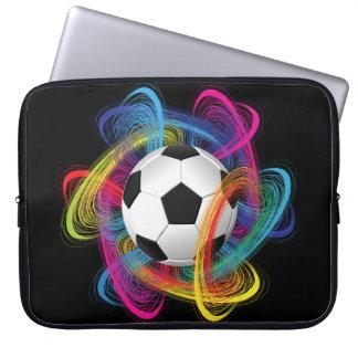 Housse Pour Ordinateur Portable Douille colorée d'ordinateur portable de ballon de