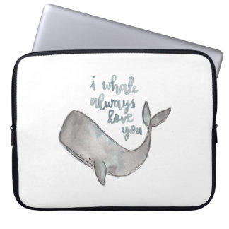 Housse Pour Ordinateur Portable Douille d'ordinateur portable de baleine