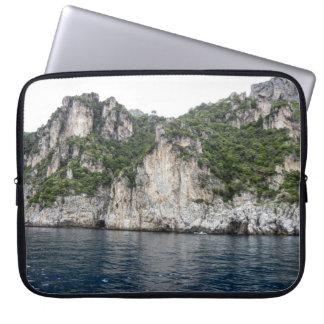 Housse Pour Ordinateur Portable Douille d'ordinateur portable de côte d'Amalfi
