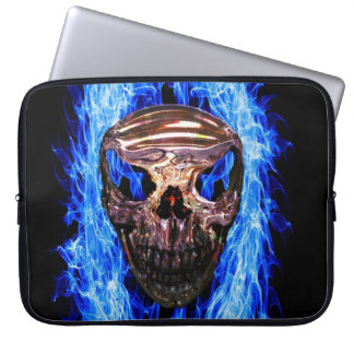 Housse Pour Ordinateur Portable Douille d'ordinateur portable de crâne
