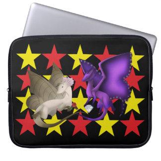 Housse Pour Ordinateur Portable Douille d'ordinateur portable de dragons de
