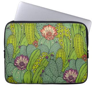 Housse Pour Ordinateur Portable Douille d'ordinateur portable de motif de fleur de