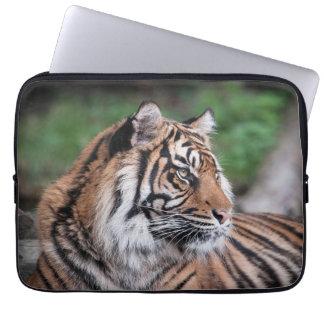 Housse Pour Ordinateur Portable Douille d'ordinateur portable de tigre