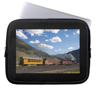 Housse Pour Ordinateur Portable Douille d'ordinateur portable de train de vapeur
