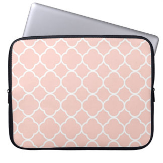 Housse Pour Ordinateur Portable Douille marocaine rose d'ordinateur portable