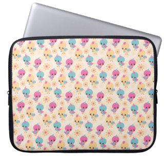 Housse Pour Ordinateur Portable Douille mignonne d'ordinateur portable de poussins