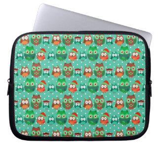 Housse Pour Ordinateur Portable Douille verte d'ordinateur portable du néoprène 10