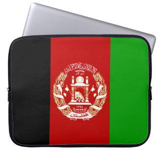 Housse Pour Ordinateur Portable Drapeau de l'Afghanistan