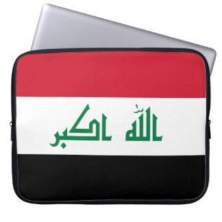 Housse Pour Ordinateur Portable Drapeau de l'Irak