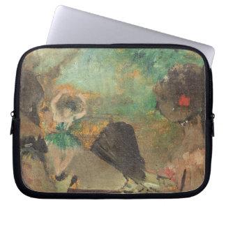 Housse Pour Ordinateur Portable Edgar Degas | le Loge, c.1883