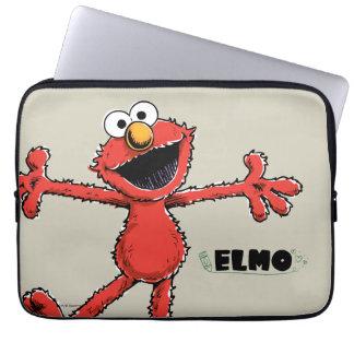 Housse Pour Ordinateur Portable Elmo vintage