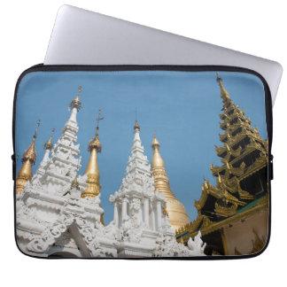 Housse Pour Ordinateur Portable Extérieur de pagoda de Shwedagon