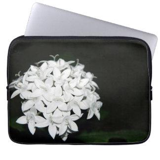 Housse Pour Ordinateur Portable Fleur de Santan