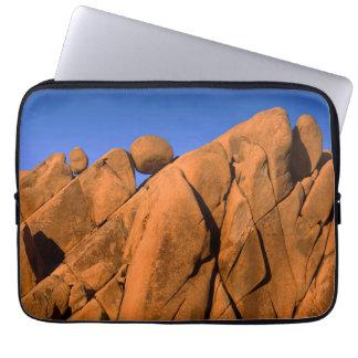 Housse Pour Ordinateur Portable Formation de roche unique, la Californie