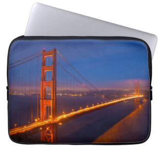 Housse Pour Ordinateur Portable Golden gate bridge, la Californie