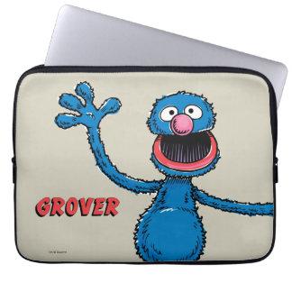 Housse Pour Ordinateur Portable Grover vintage