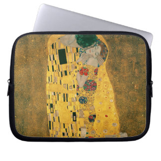 Housse Pour Ordinateur Portable Gustav Klimt le cru de GalleryHD de baiser