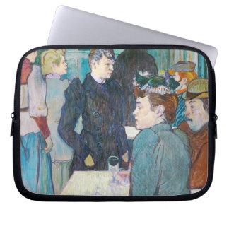 Housse Pour Ordinateur Portable Henri De Toulouse-Lautrec | Moulin de la Galette