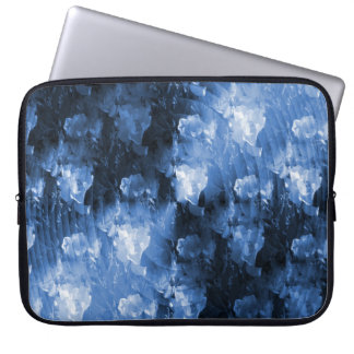 Housse Pour Ordinateur Portable La barrière saine dans le bleu….