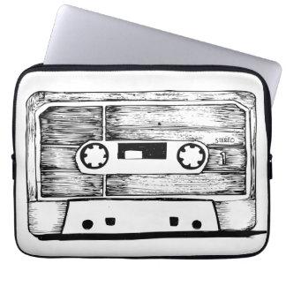 """Housse Pour Ordinateur Portable Macbook 13""""3 Cassette Sleeve 2"""