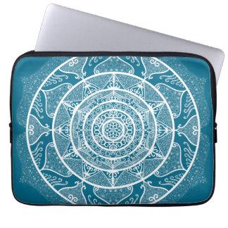 Housse Pour Ordinateur Portable Mandala de Tidepool
