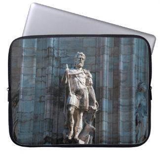 Housse Pour Ordinateur Portable Monument d'architecture de statue de dôme de