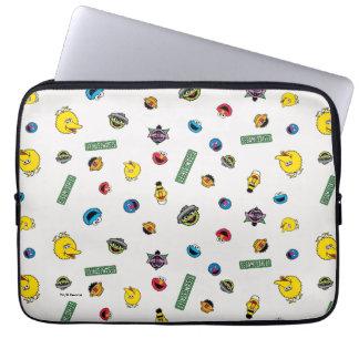 Housse Pour Ordinateur Portable Motif de caractère de Sesame Street