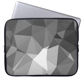 Housse Pour Ordinateur Portable Motif géométrique abstrait moderne - pignon de